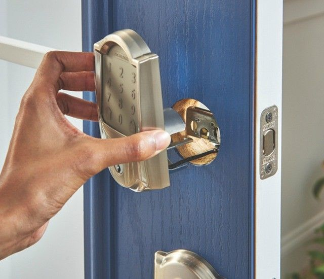 Schlage Encode Installation