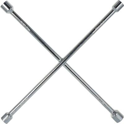 "Custom Accessories 20"" Sae Chrome Lug Wrench"