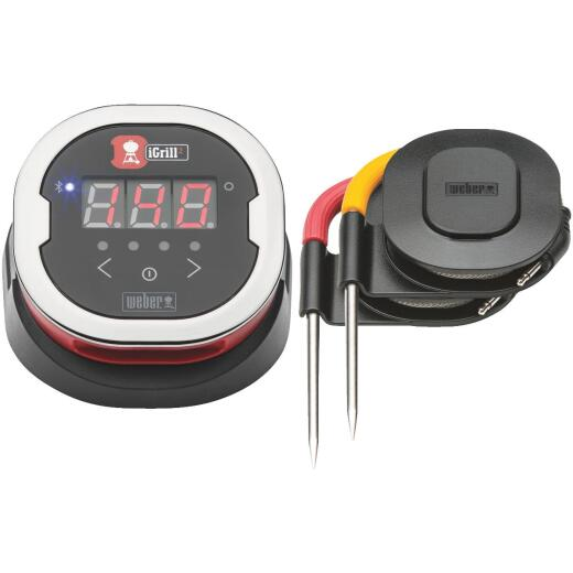 Weber iGrill2 Bluetooth Thermometer