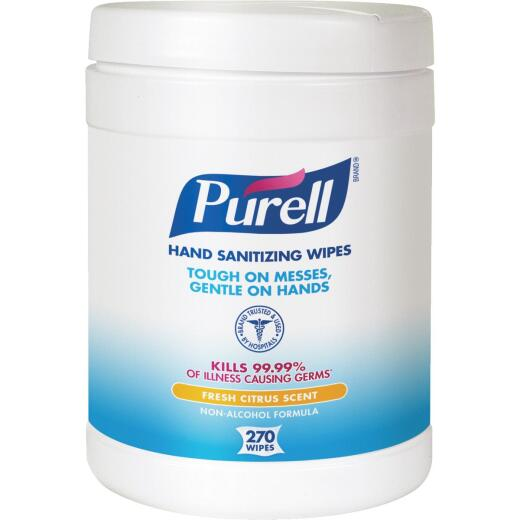 270CT PURELL WIPES